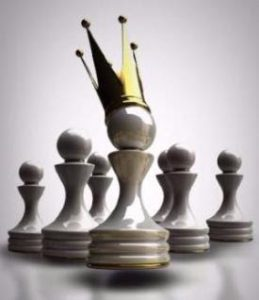executive presence of an effective leader image