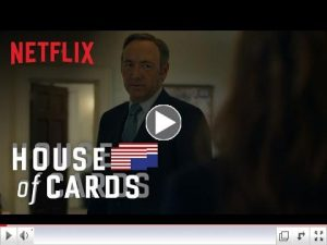 house of cards - underwood image
