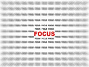 leadership and focus image
