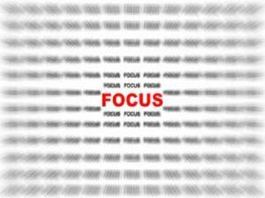 leadership and focus image
